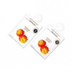 Sobres perfumados de verbena para armarios 057350
