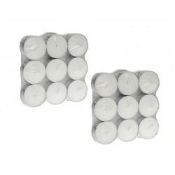 Pack 9 velas de te 030650
