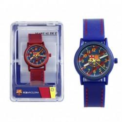 Reloj pulsera FCBarcelona infantil 7a0638314461