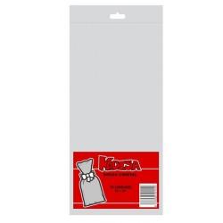 10x20cm. Paquete 70 bolsas transparentes 40051