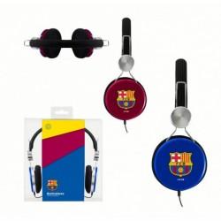 Auriculares casco FCBarcelona