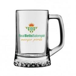 Jarra Cerveza Real Betis B.