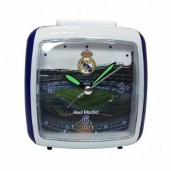 Despertador silencioso Real Madrid