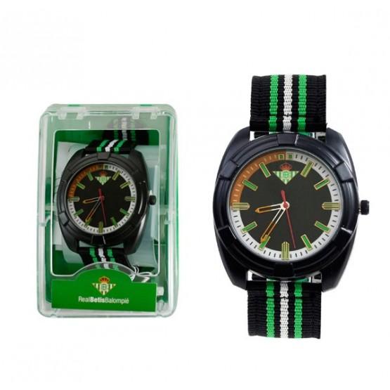 Reloj pulsera caballero Real Betis B.