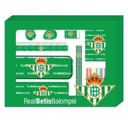 Set papeleria Real Betis B.