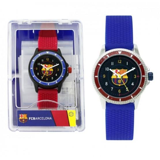 Reloj pulsera cadete FCBarcelona - SevaImport cc9a0591eba