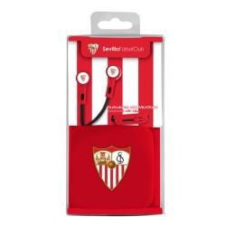 Auricular boton micro Sevilla FC