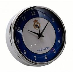 Despertador Redondo Metal Real Madrid