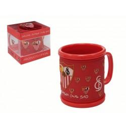 Taza 3D Sevilla FC