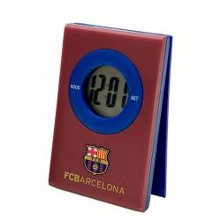 Reloj Mesa Clip Digital FCBarcelona