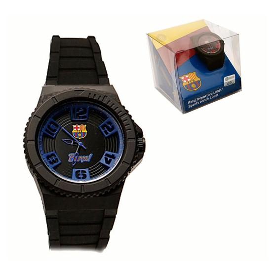 Reloj Pulsera Caballero 10ATM FCBarcelona - SevaImport e182473358f
