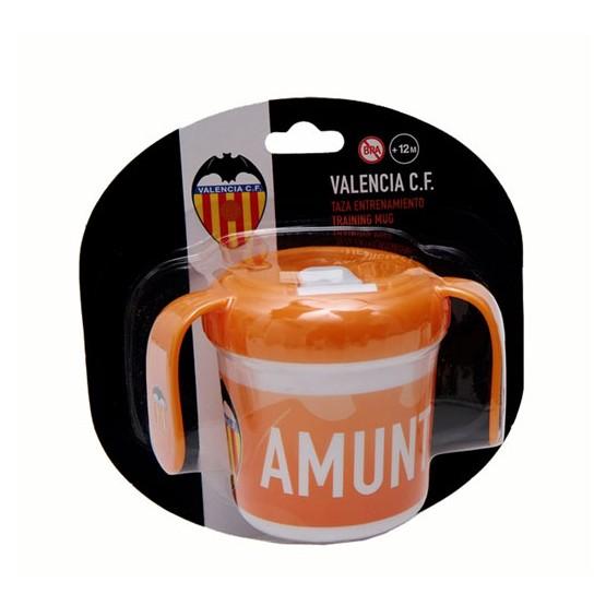 Taza Entrenamiento PP con asas Valencia CF