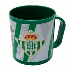 Taza Microondas Real Betis