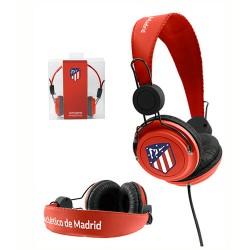 Auricular casco Atletico de Madrid