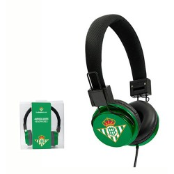 Auricular casco Real Betis B.