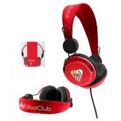 Auricular casco Sevilla FC