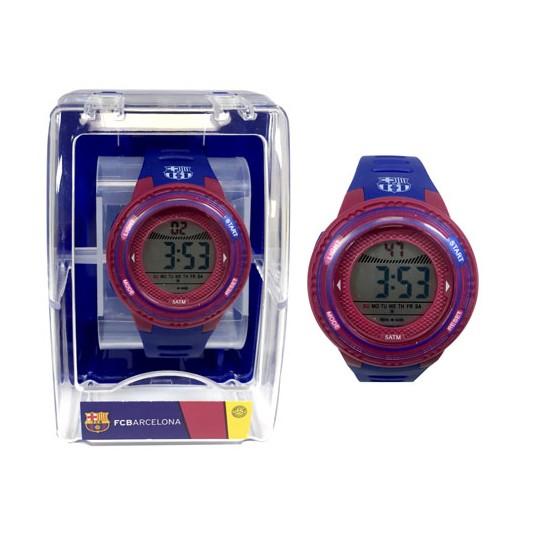 Reloj pulsera digital cadete FCBarcelona