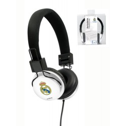 Auricular casco Real Madrid