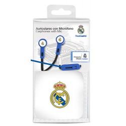 Auricular boton micro Real Madrid
