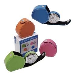Despertador Reloj Viaje Colores