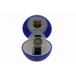 Reloj Velcro Azul FCBarcelona