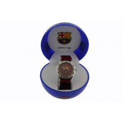 Reloj Velcro Granate FCBarcelona