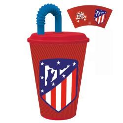 Vaso caña Atletico de Madrid
