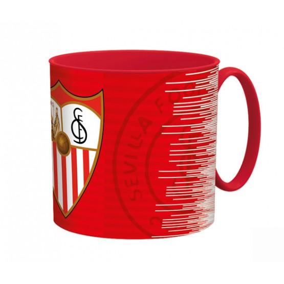 Taza Microondas Sevilla FC