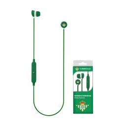Auricular boton inalambrico Real Betis B.
