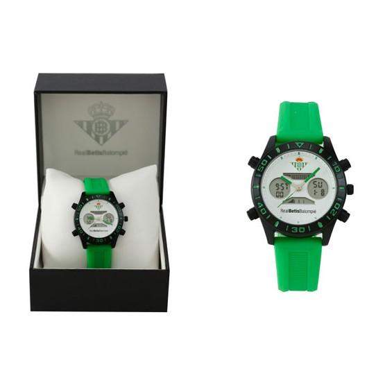 Reloj pulsera cadete Real Betis B.