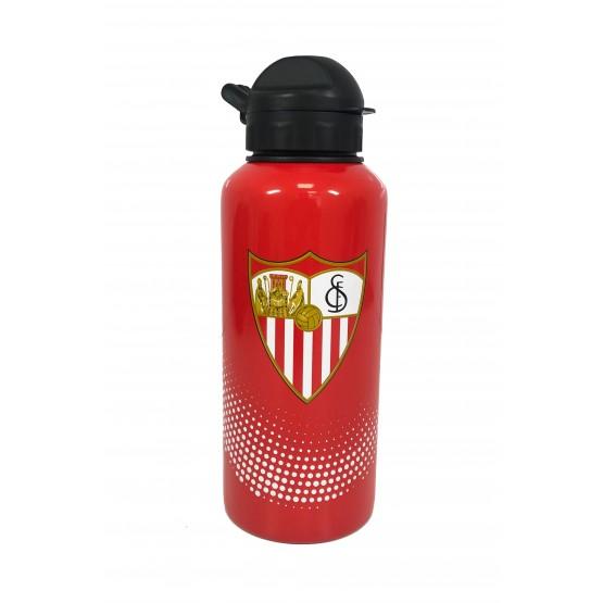 Botellin Aluminio Sevilla FC