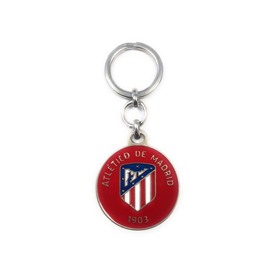 Llavero Atletico de Madrid redondo 1903