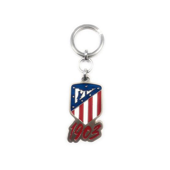 Llavero Atletico de Madrid escudo 1903