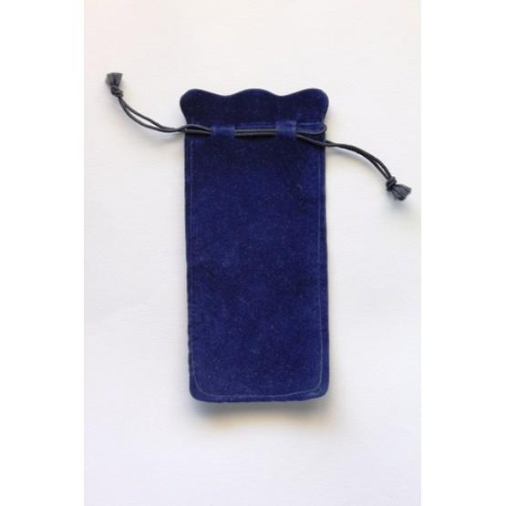 Bolsita Terciopelo 17,5x7 cm ideal para botellitas licor