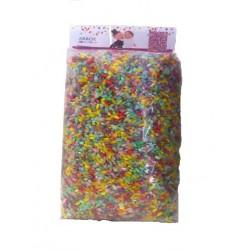 Bolsa 1kg arroz Multicolor