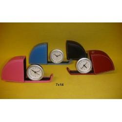 Reloj de viaje angulo 90º